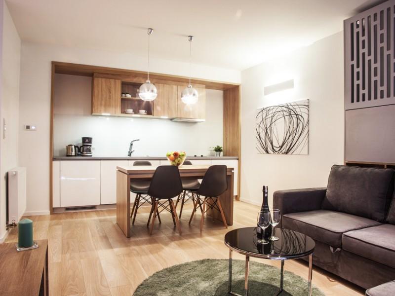 Apartamenty Cynowy Sopot Apartament 3 Suite